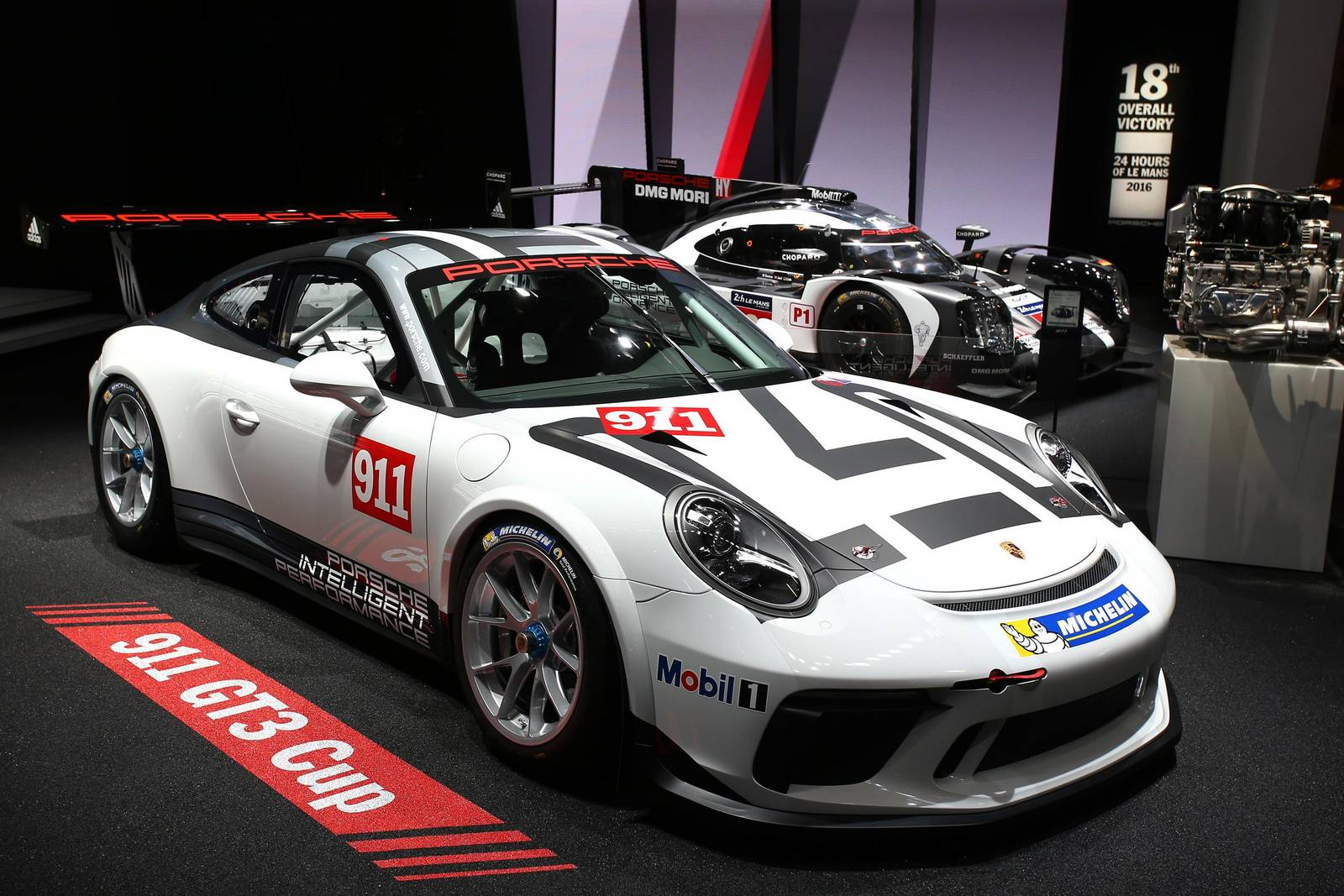 paris 2016 porsche 911 gt3 cup gtspirit. Black Bedroom Furniture Sets. Home Design Ideas