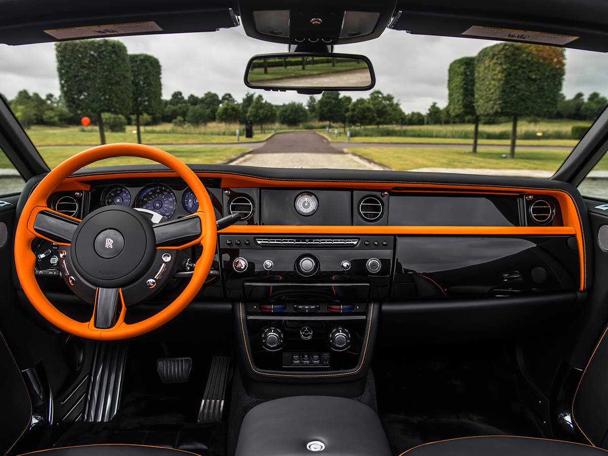 rolls royce phantom drophead coup beverly hills edition gtspirit. Black Bedroom Furniture Sets. Home Design Ideas