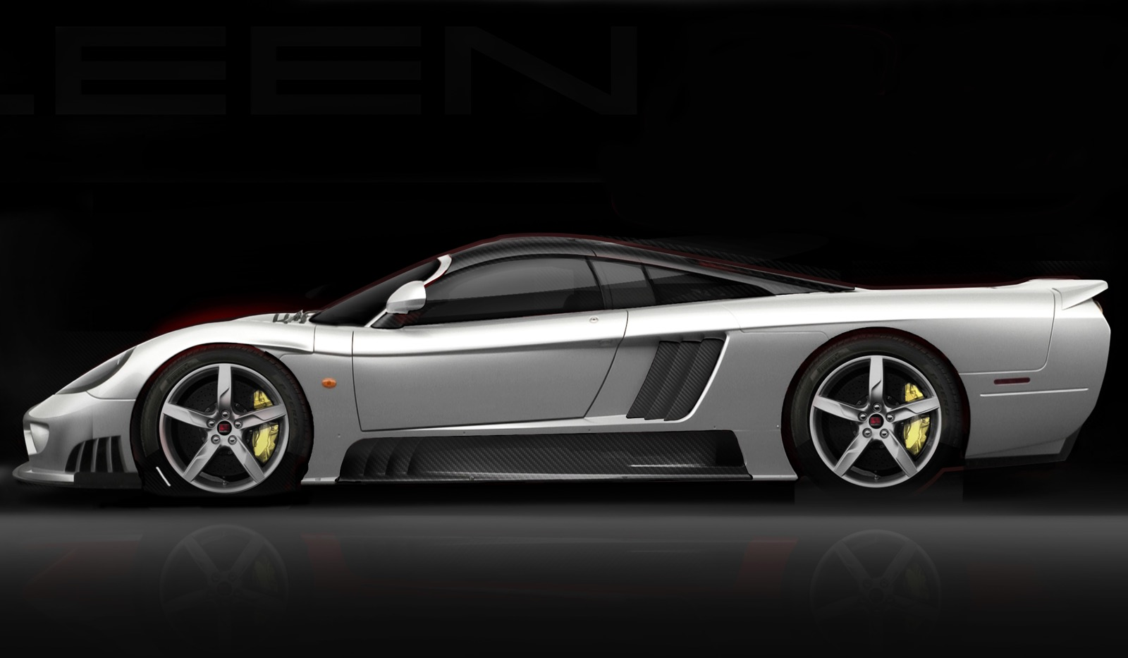 Official 2017 Saleen S7 Lm Limited To 7 Units Only