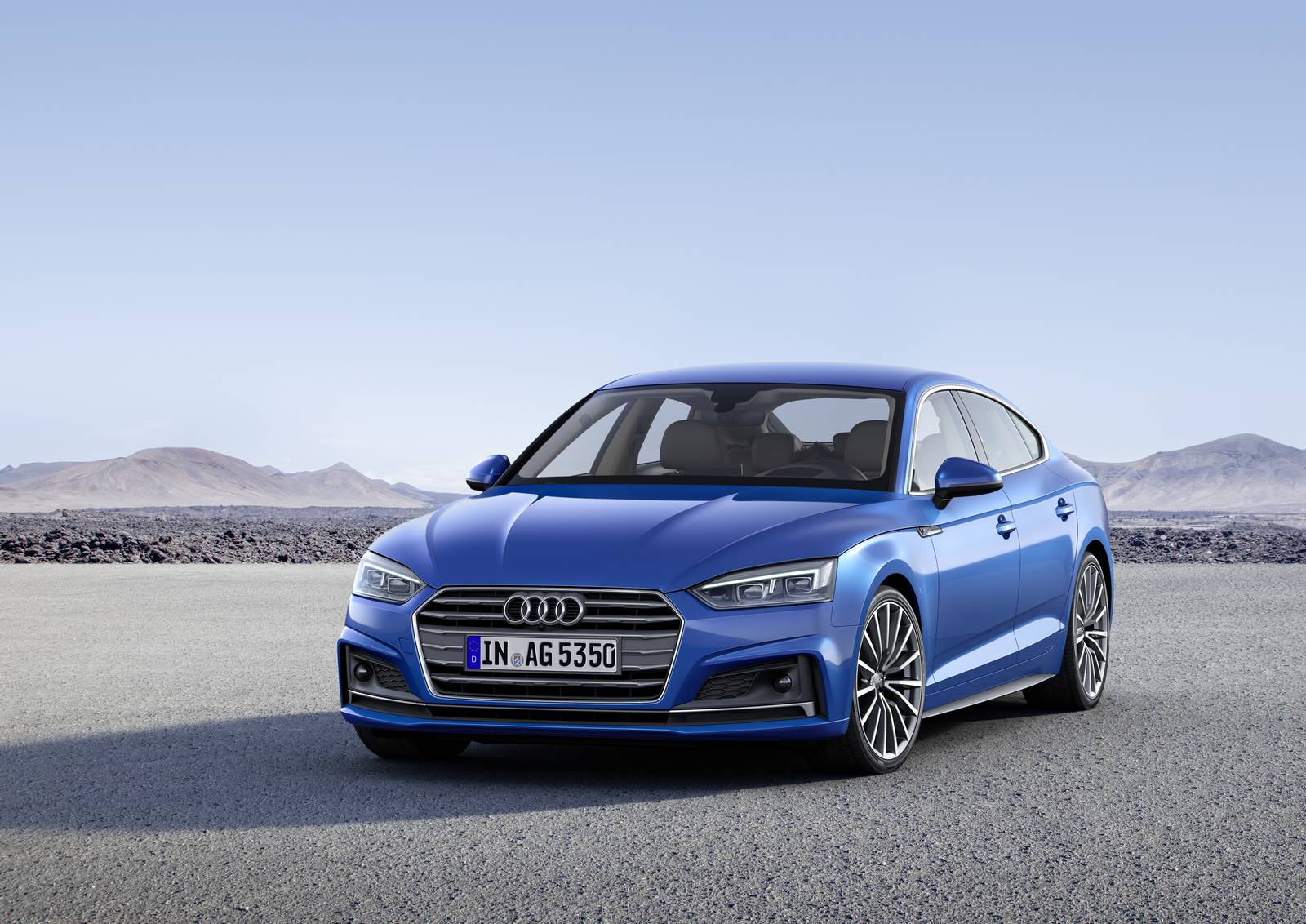 Official 2017 audi a5 and s5 sportback gtspirit