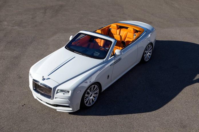 Spofec Rolls-Royce Dawn (2)