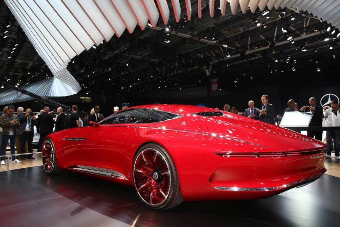 Vision Mercedes-Maybach 6  (6)