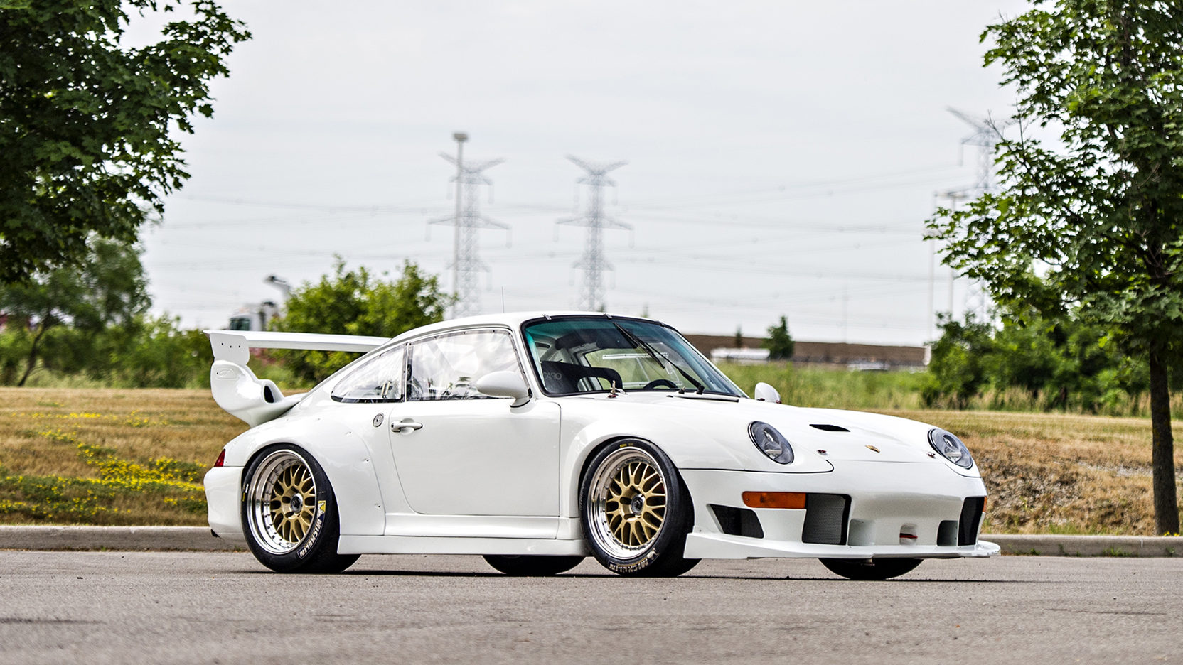 purist porsche 911 gt2 evo bound for auction. Black Bedroom Furniture Sets. Home Design Ideas