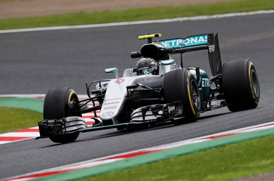 Japanese Grand Prix: Mercedes Wins 2016 F1 Constructors ...