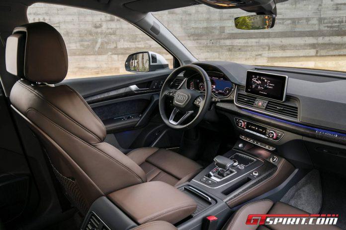 2017 Audi Q5 Florett Silver  052