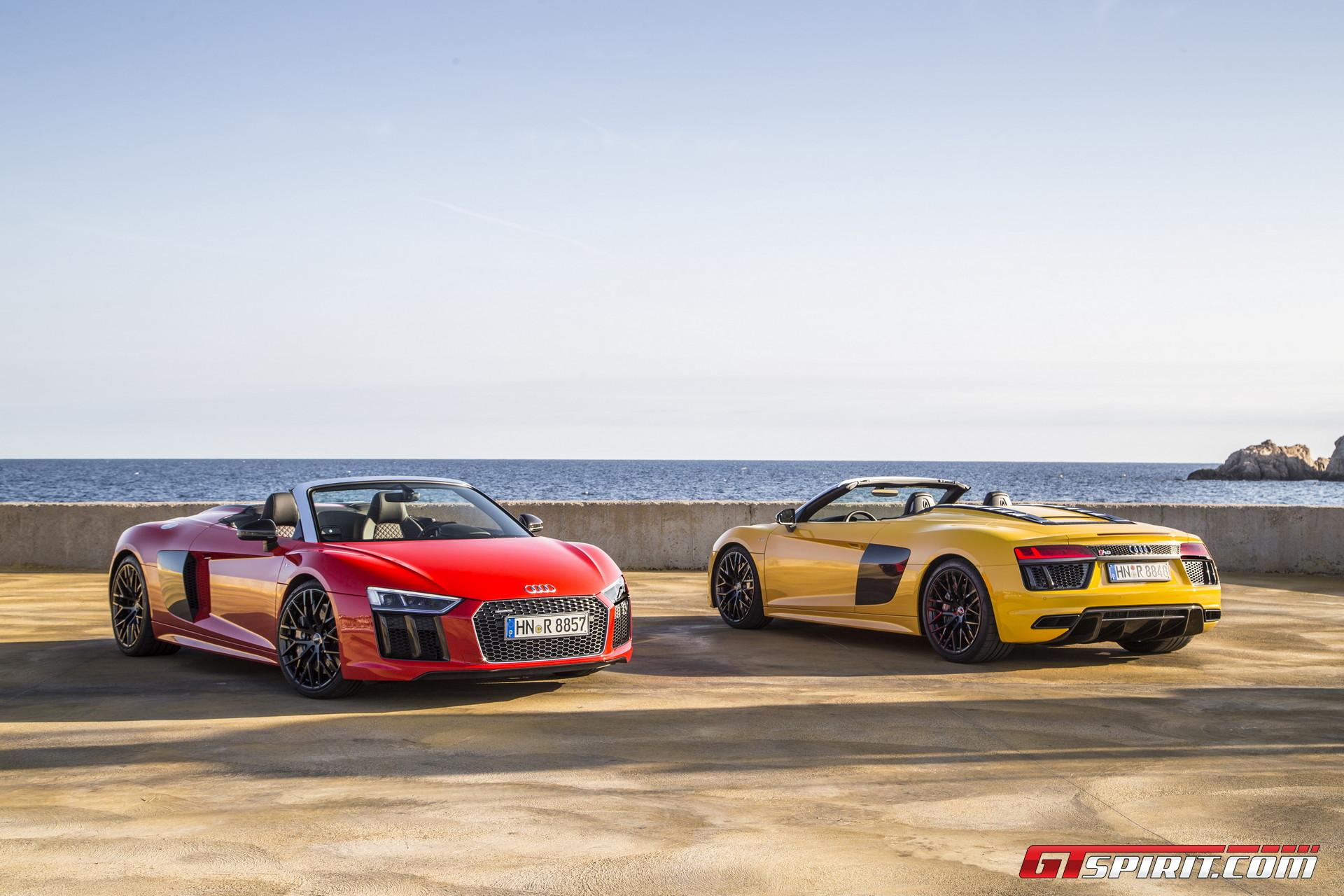 2017 Audi R8 V10 Spyder Review – Car Machine News Audi R Spyder Review on 2016 audi s5, 2016 audi allroad, 2016 audi tt, 2016 audi q7, 2016 maserati spyder, 2016 audi sq5 tdi, 2016 audi a6 avant wagon, 2016 audi a4, 2016 audi rs4, 2016 audi a5, 2016 audi rs5, 2016 audi a8, 2016 audi super car, 2016 audi a7, 2016 audi rs3, 2016 audi s6 avant, 2016 audi s4, 2016 audi s7 sportback, 2016 audi q5 suv, 2016 fiat 500 spyder,