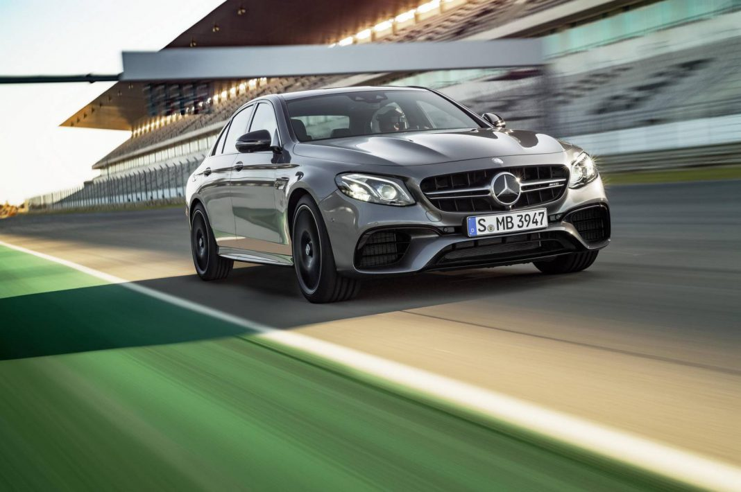 Official 2017 mercedes amg e63 s with 612hp gtspirit for Mercedes benz e63 s amg