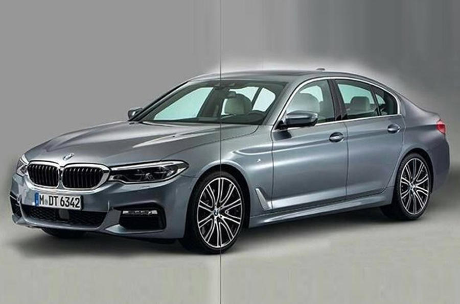 2018 BMW G30 5 Series Leaked Online