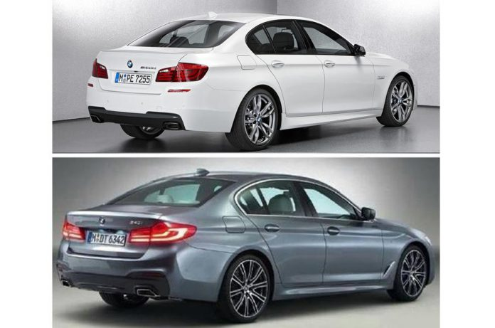 2018 BMW G30 5 Series (4)