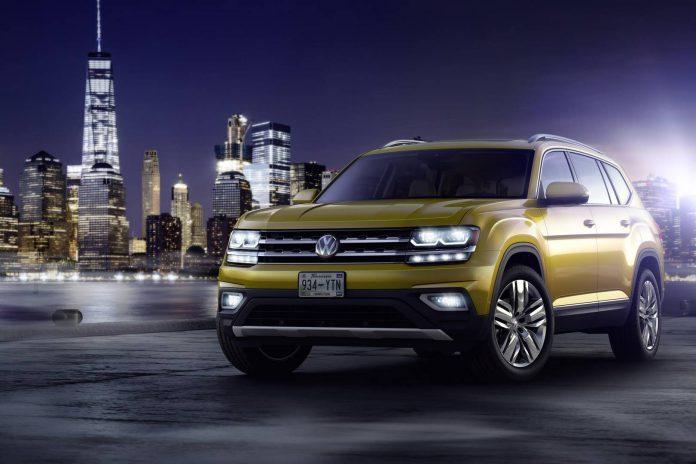 2018 Volkswagen Atlas First Impression Review - GTspirit