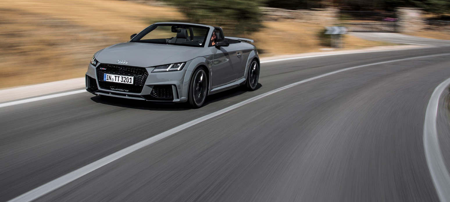 2017 Audi Tt Rs Review Gtspirit