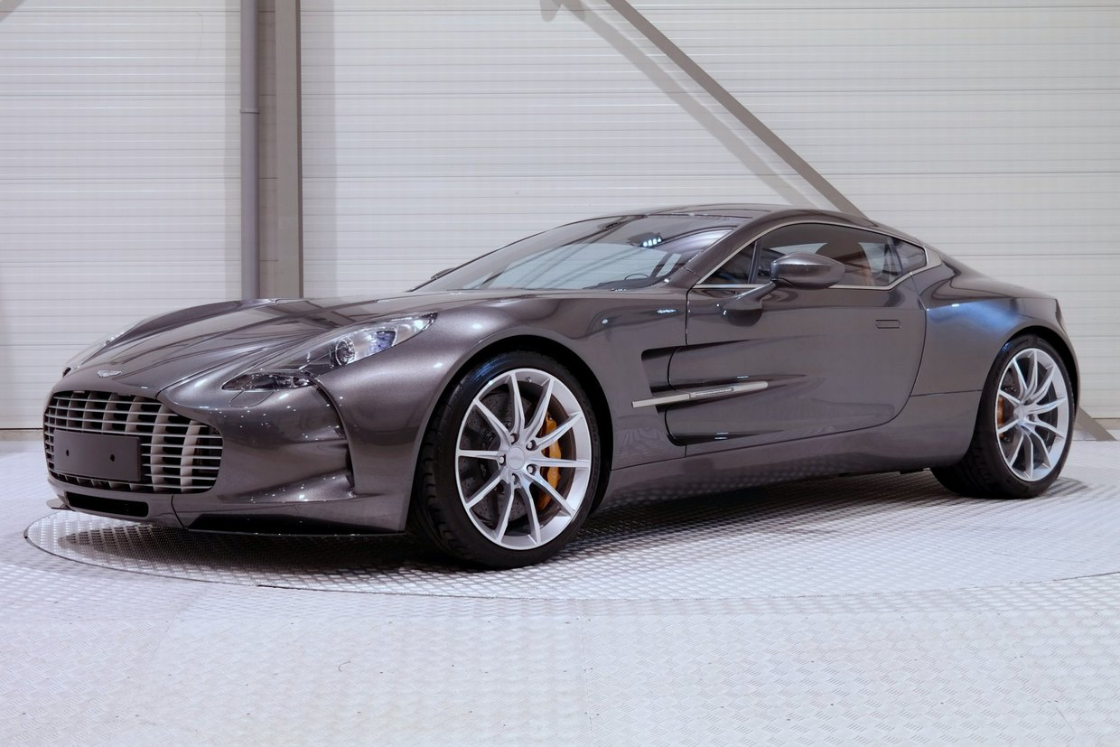 Aston Martin All Cars List