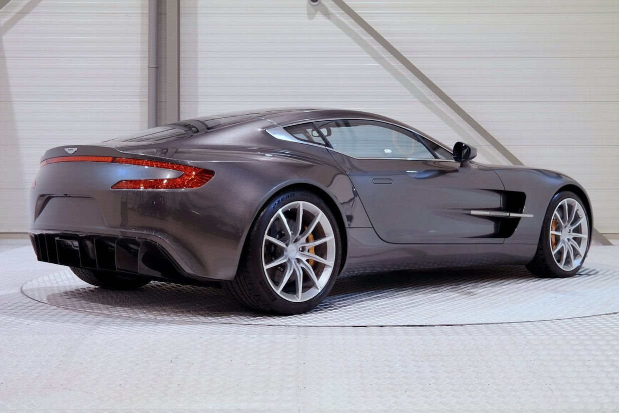 Aston Martin One 77 For Sale At 2 1 Million In Holland Gtspirit