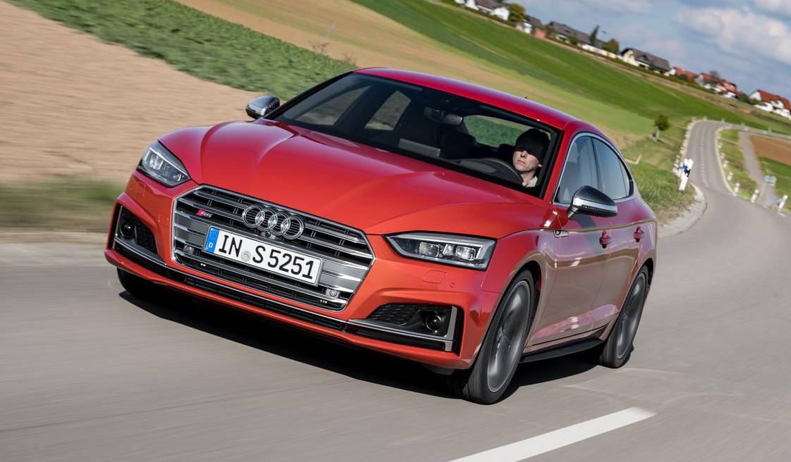 2017 Audi S5 Sportback Review