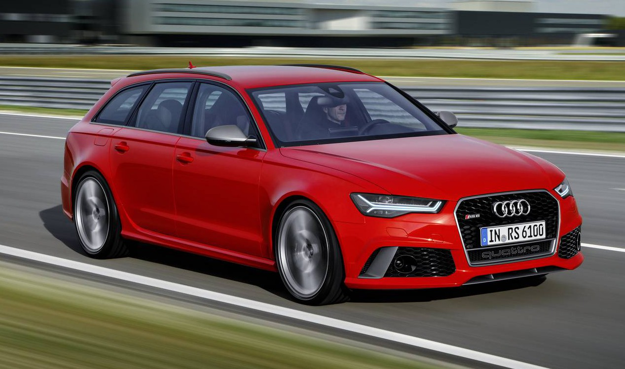 2017 Audi RS6 Performance – The 1,000 Mile Review