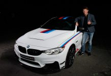 Official: BMW M4 DTM Champion Edition – Limited to 200 Units