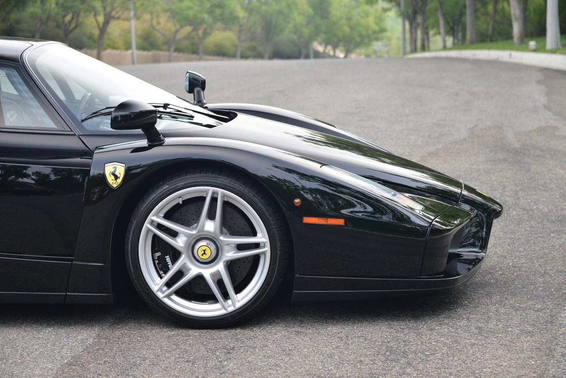 Black Ferrari Enzo for Sale in the US at $3,400,000 , GTspirit