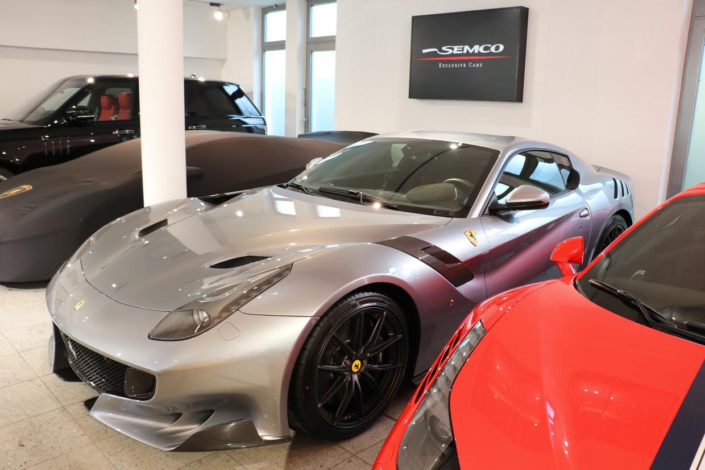 Grigio Titanio Ferrari F12tdf For Sale At 1 058 300 Gtspirit