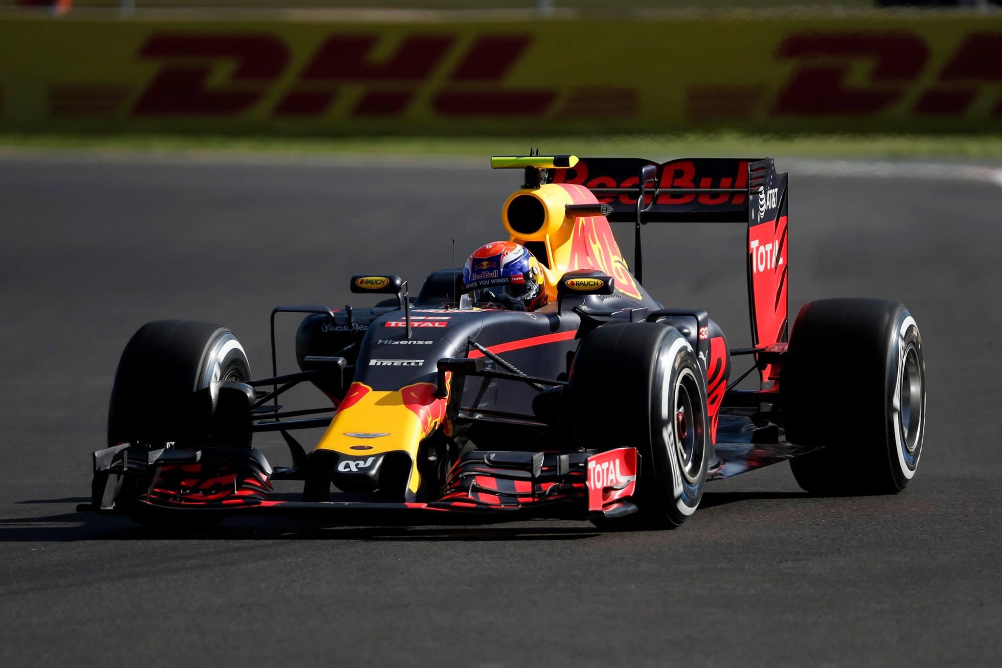 Verstappen quickest in final Mexican GP practice