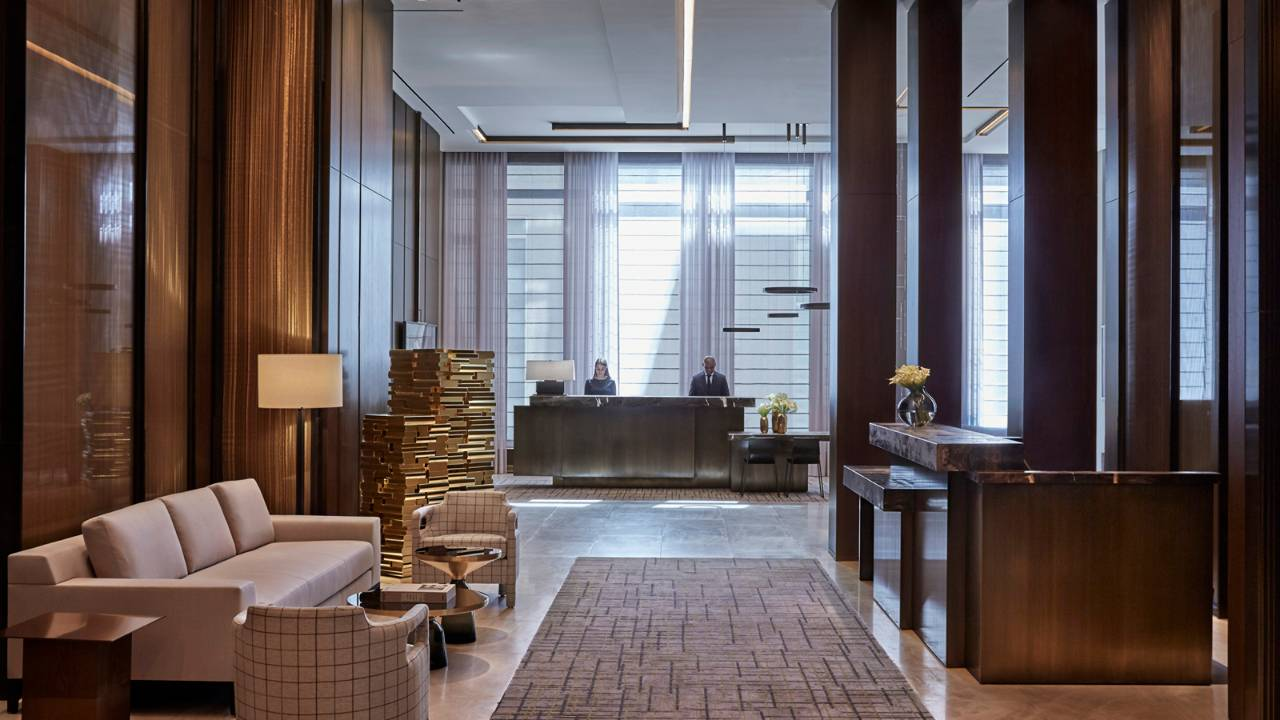 Four Seasons Hotel New York Downtown Opens in Lower Manhattan - GTspirit