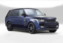 Overfinch Range Rover London Edition X