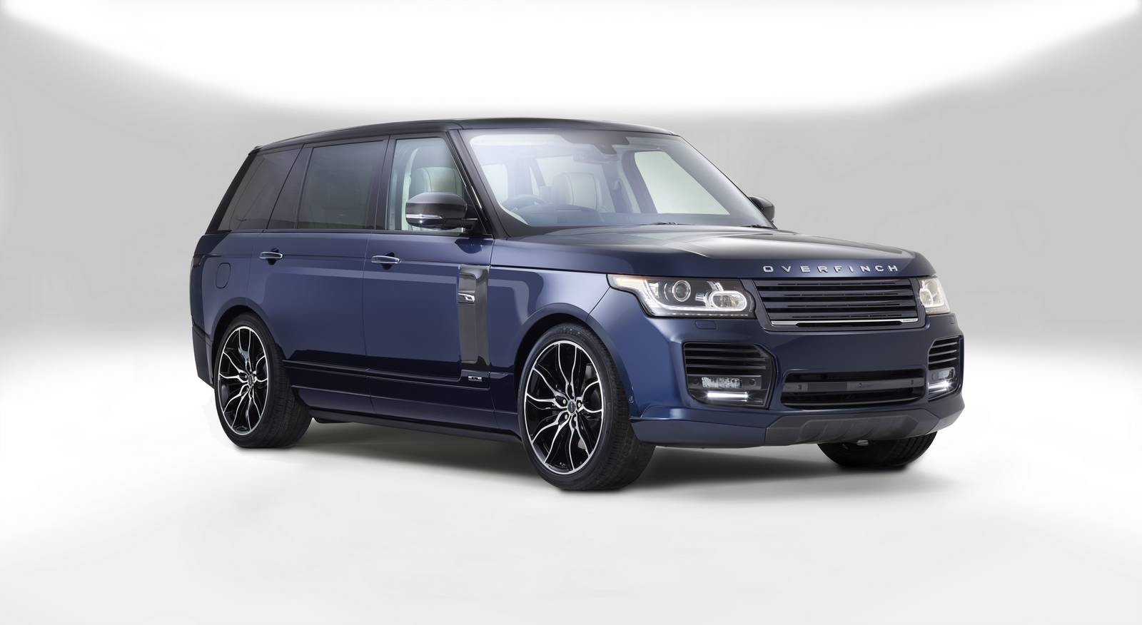 Official 1 Of 1 Overfinch Range Rover London Edition 249 990