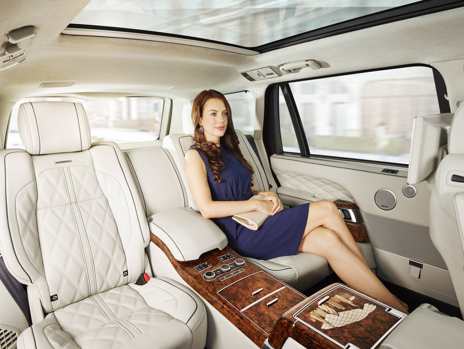 Rooms: Official: 1 Of 1 Overfinch Range Rover London Edition, £