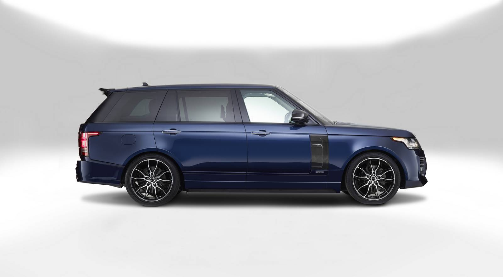 Official: 1 of 1 Overfinch Range Rover London Edition, £ ...
