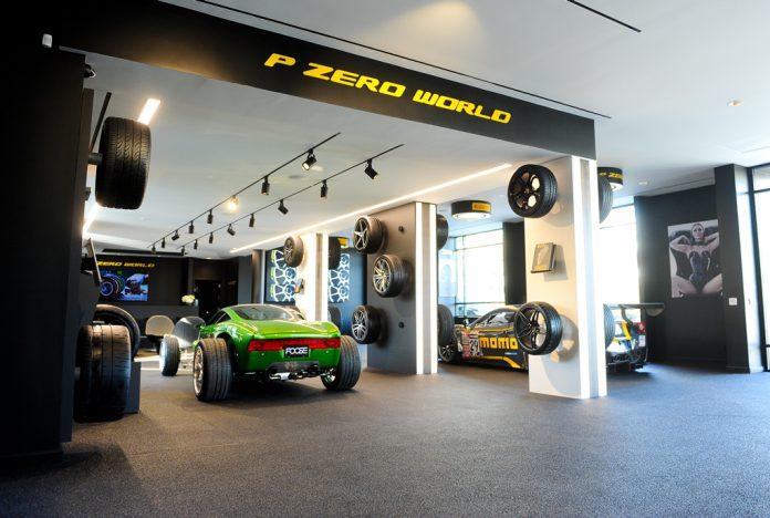 Pirelli P Zero World Store LA (7)