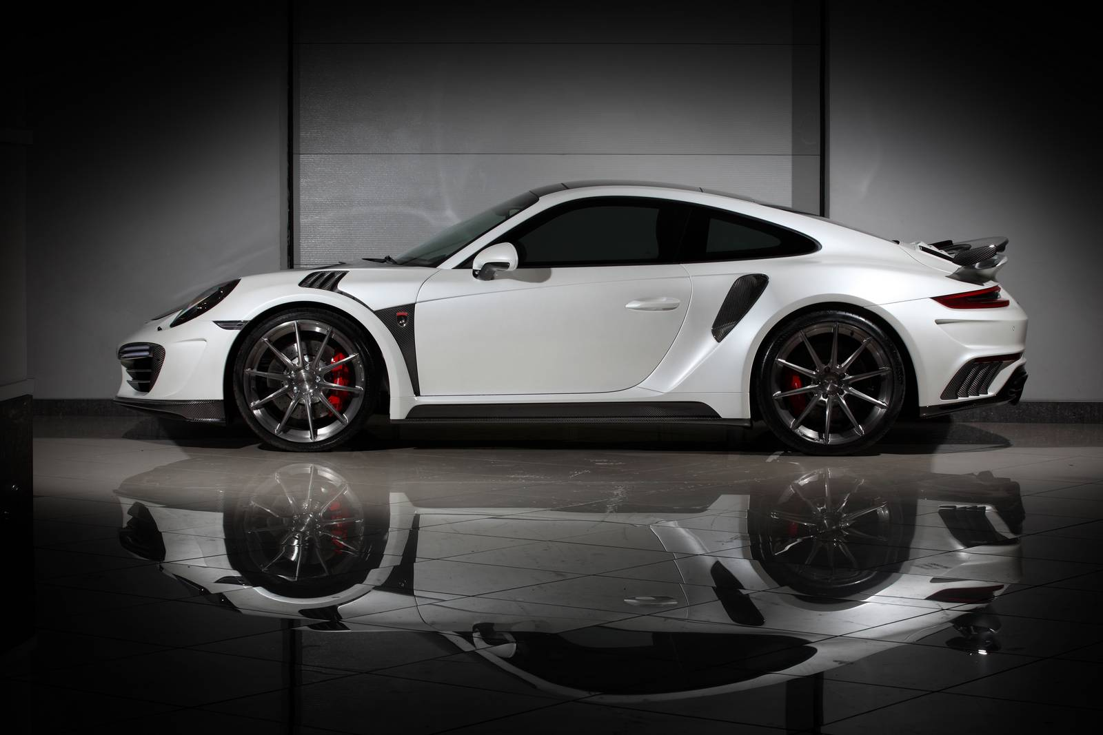 Official 750hp Porsche 991 2 Stinger Gtr By Topcar For