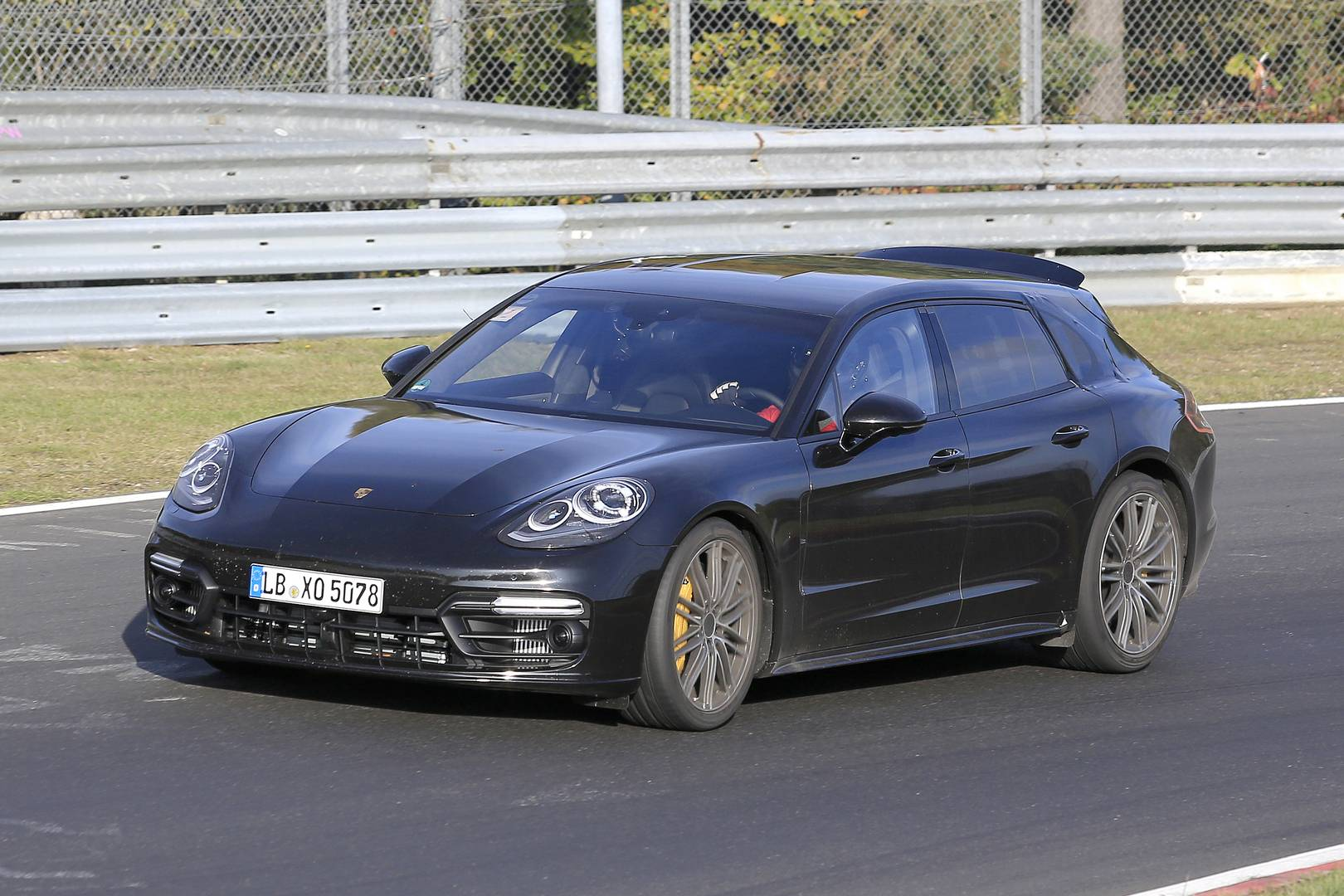 Porsche Panamera Shooting Brake – New Spy Shots