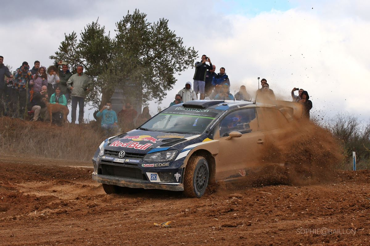 Ogier claims four-in-a-row of WRC crowns