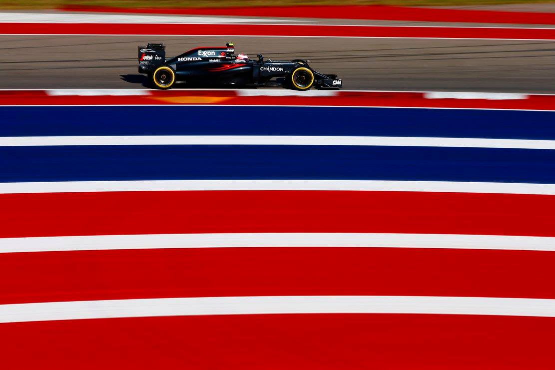 Second row start for Red Bull at United States Grand Prix