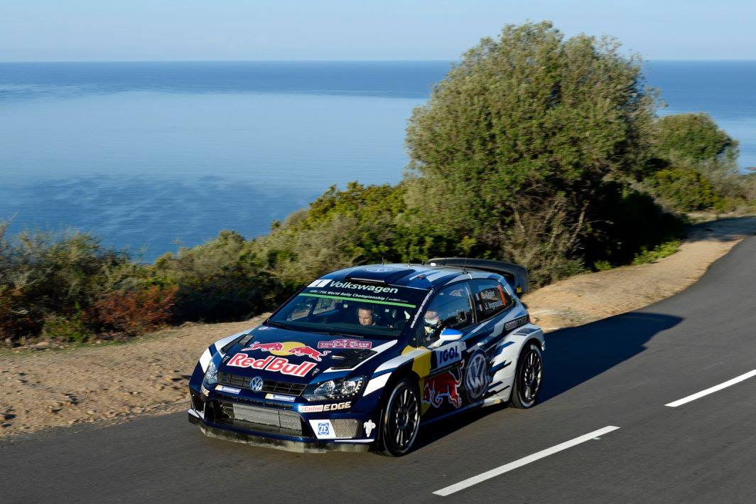 Ogier closes in on 4th world title after Tour of Corsica win