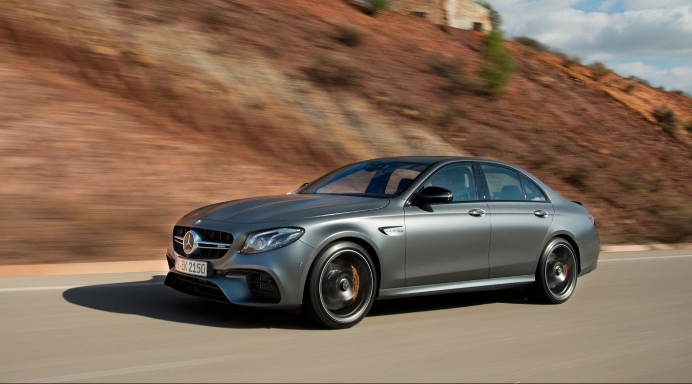 2017 Mercedes Amg E63 S 4matic Review
