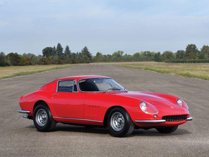 1966 Ferrari 275 GTB6C Alloy