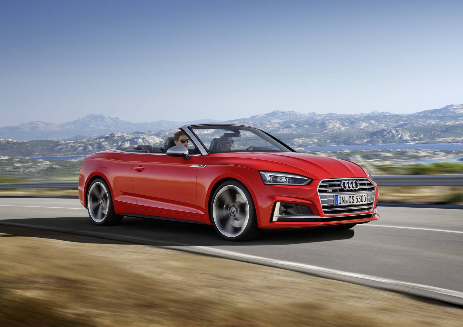 Official: 2017 Audi A5 and S5 Cabriolet - GTspirit
