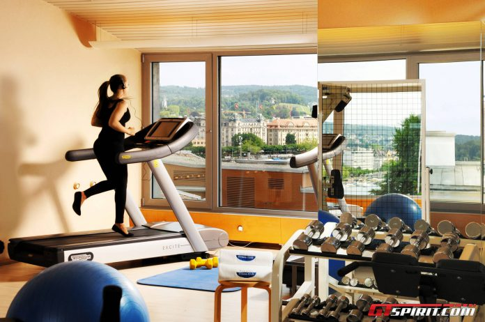Baur au Lac Zurich Fitnessclub