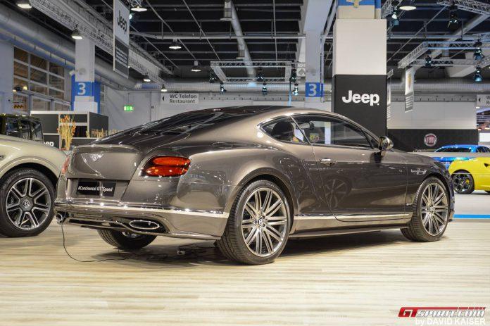 Bentley Continental GT Zurich Edition (2)