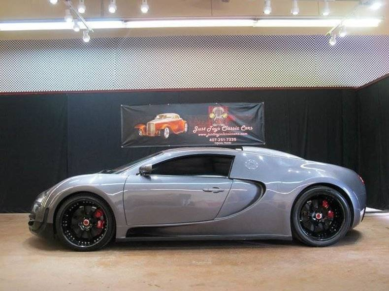 Bugatti Veyron Replica Based On Mercury Cougar Asking