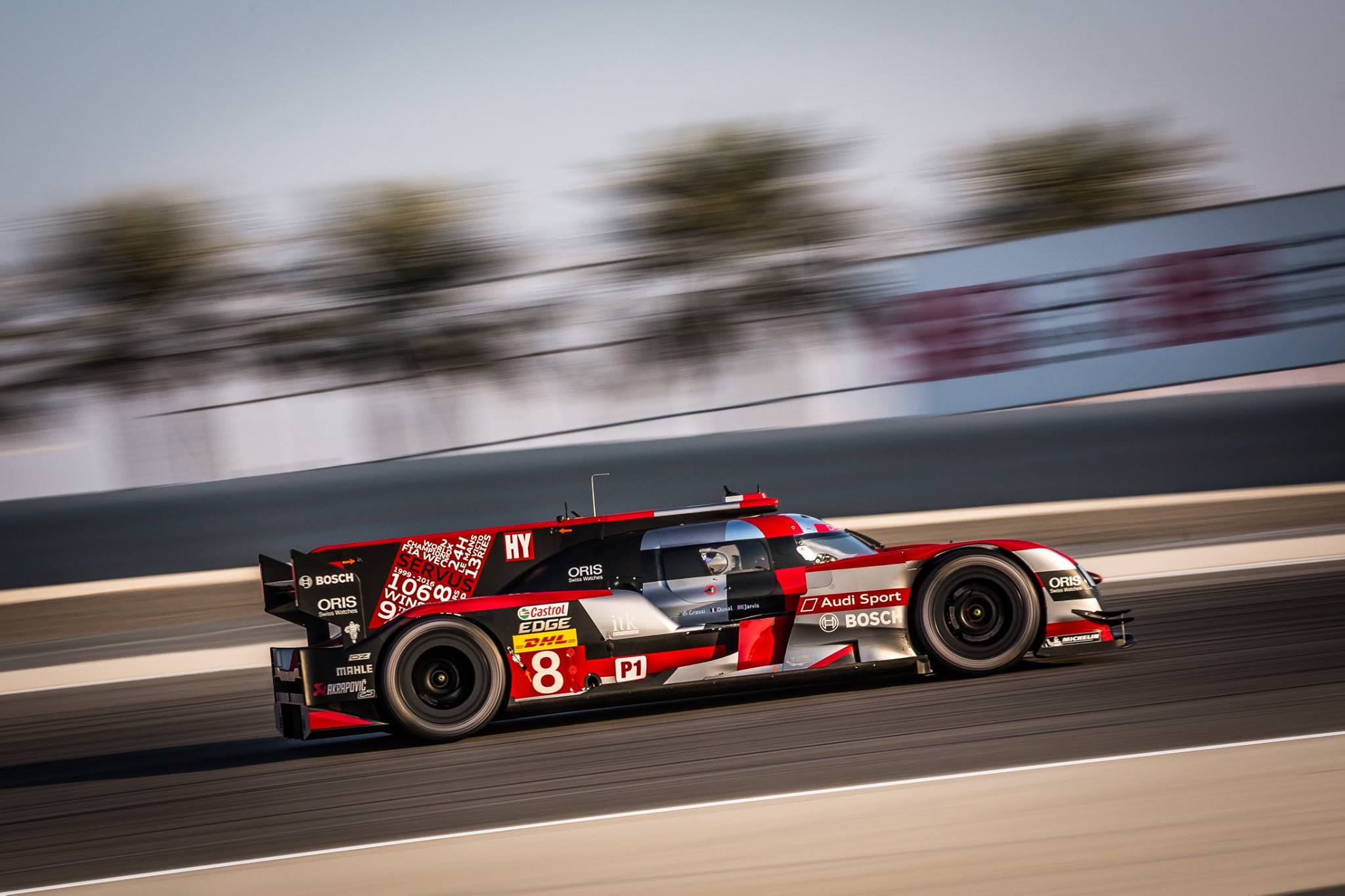 6 Hours of Bahrain: Audi to Start Farewell WEC Race from Pole
