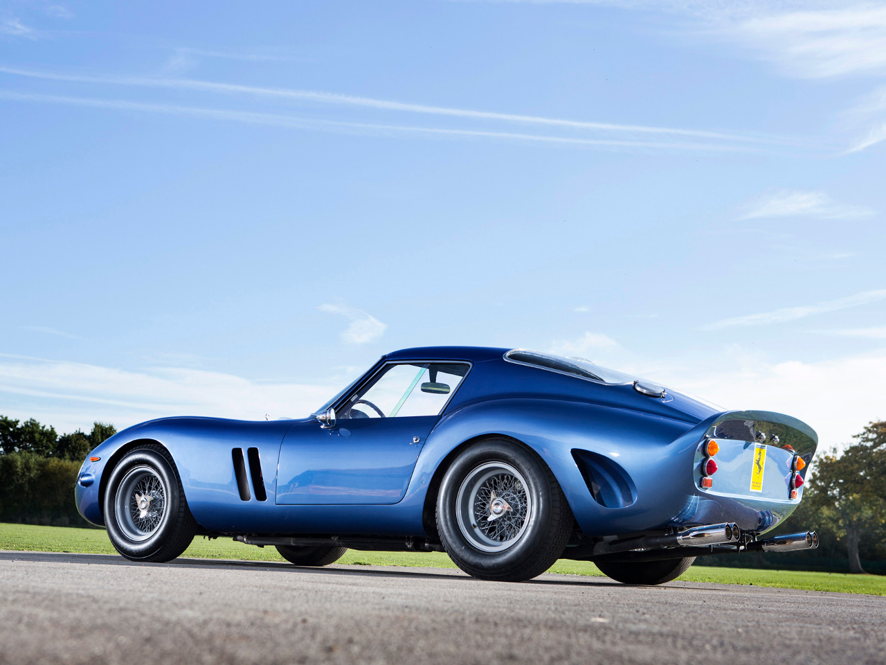 1962 Ferrari 250 Gto S N 3387gt For Sale At 56 400 000 Gtspirit