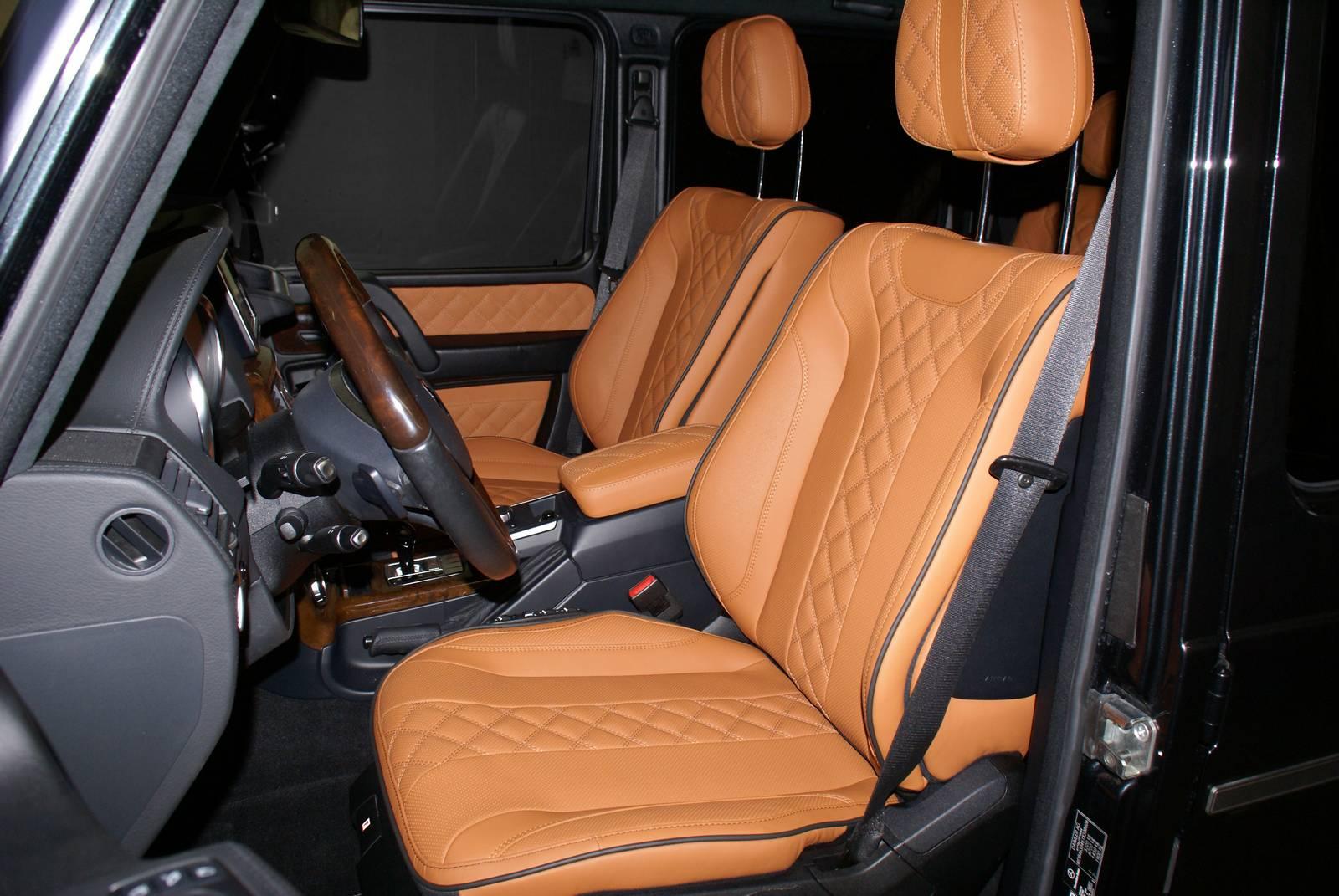 Official Hofele Design G Cross Based On Mercedes Benz G Wagon Gtspirit