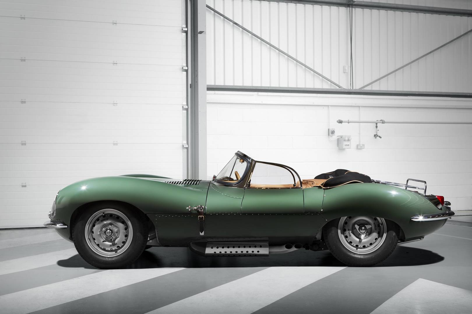 The million-dollar Jaguar XKSS