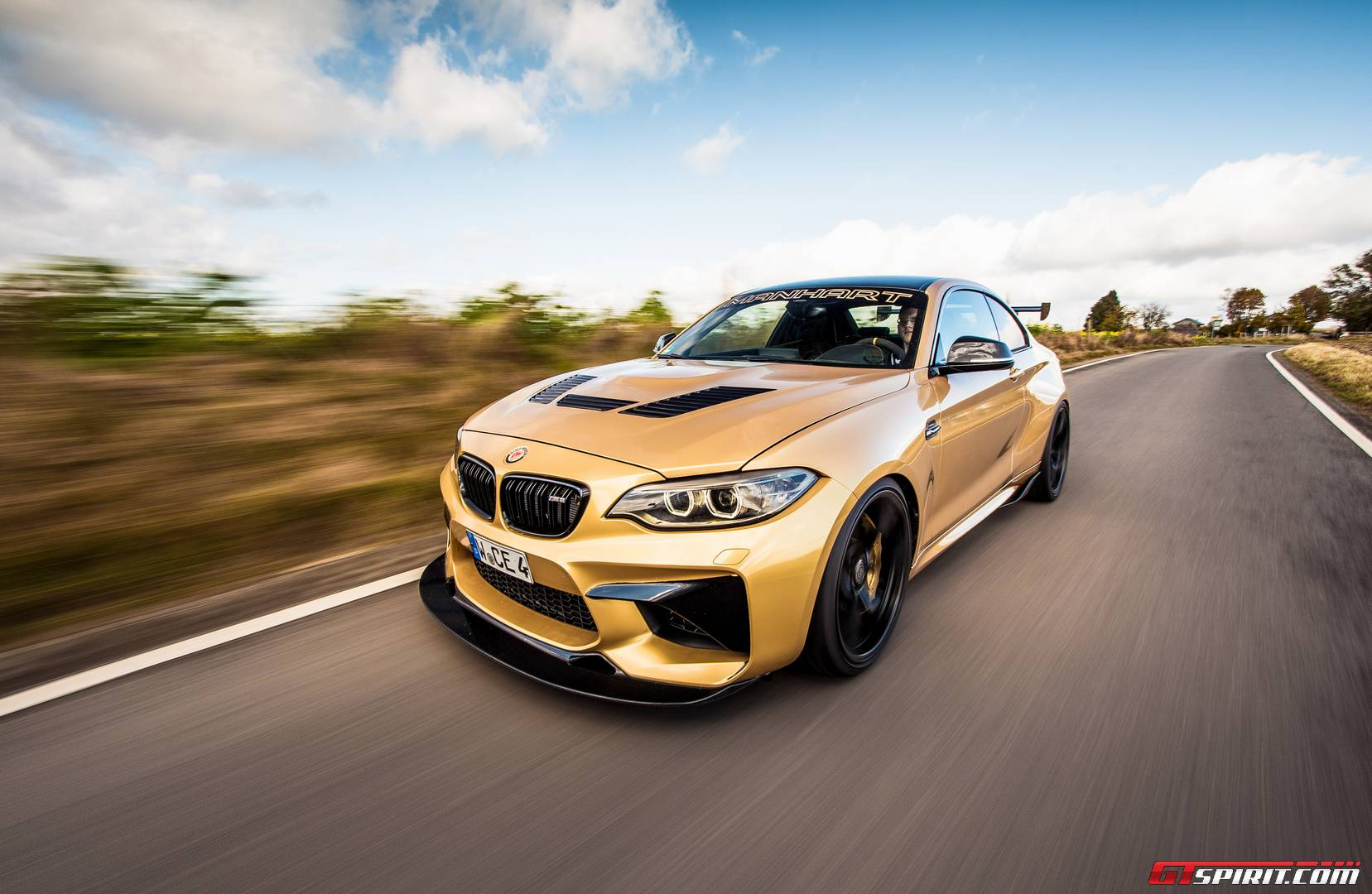 Manhart MH2 630 BMW M2 – 620hp and 750nm