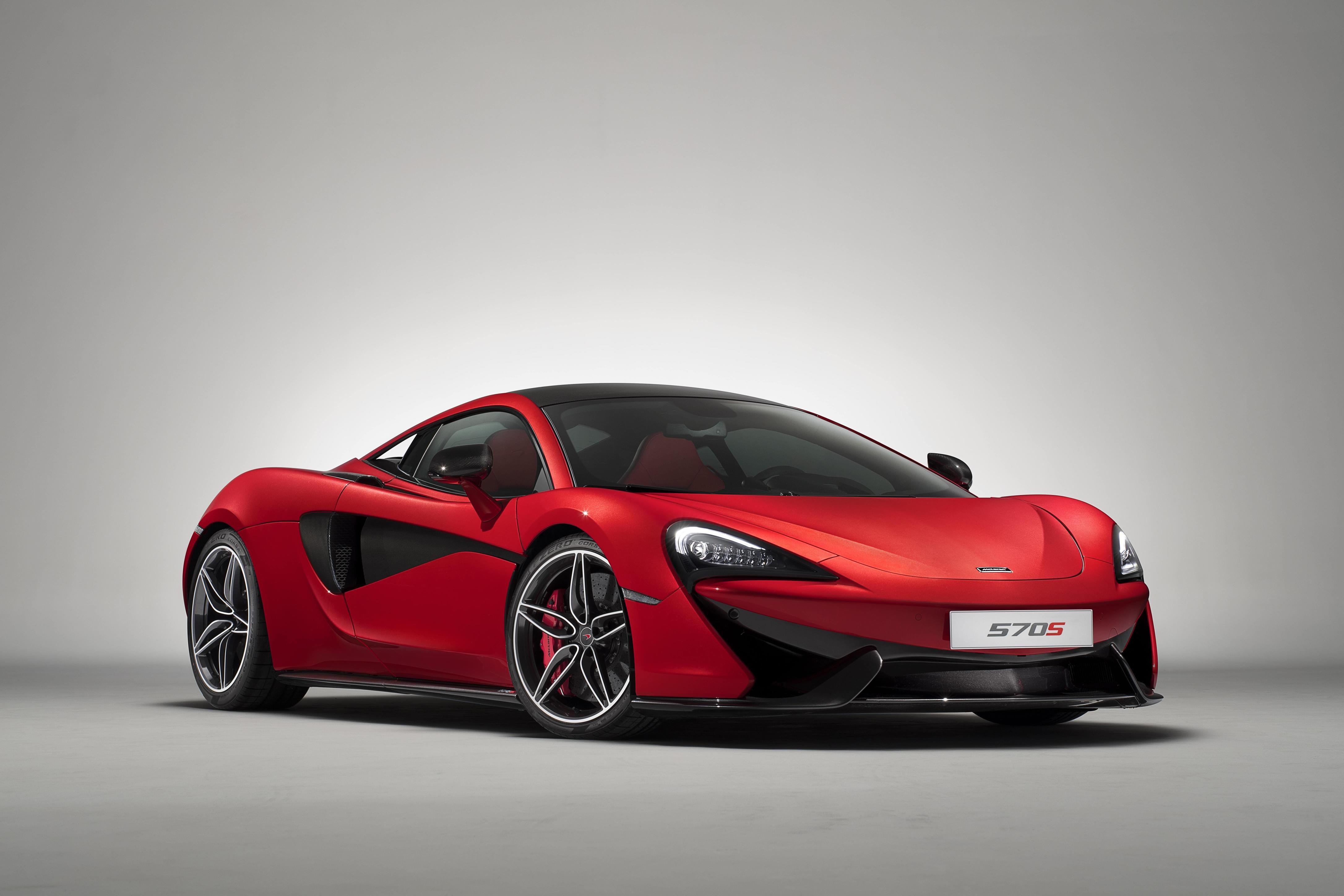 Official: McLaren 570S Design Edition
