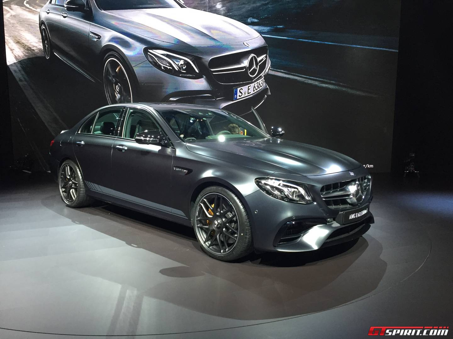 La auto show 2016 mercedes amg e63 s gtspirit for Mercedes benz e 63 amg