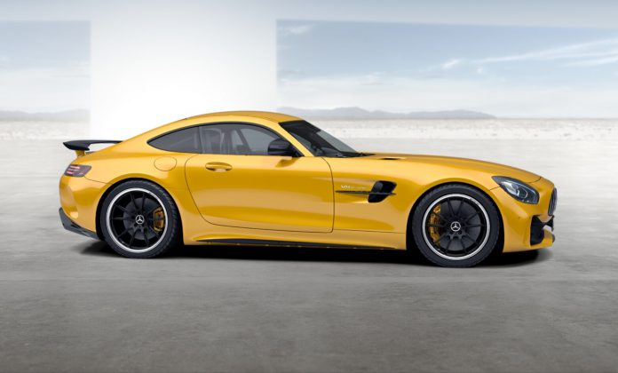 Mercedes-AMG GT-R Configurator