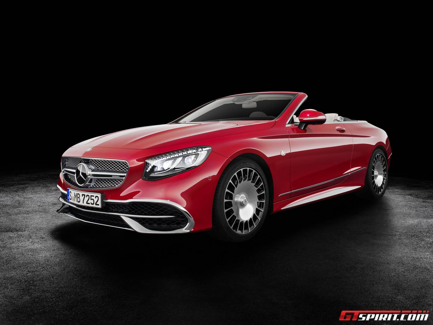 Official: 2017 Mercedes-Maybach  S650 Cabriolet – 300 Units Each at €300K