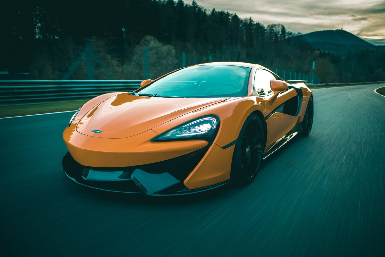 Official: 646hp Novitec McLaren 570S